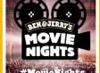 Ben et Jerry's Movie Nights: glaces et cinéma gratuit dans 5 grande villes